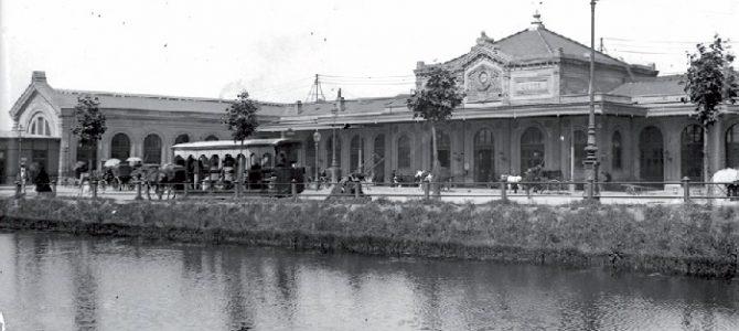 1857: de Bordeaux à Sète en chemin de fer