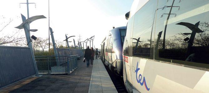 Desserte ferroviaire: <br>entre logique métropolitaine et régionale