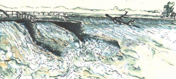 Risques inondables et recomposition du territoire