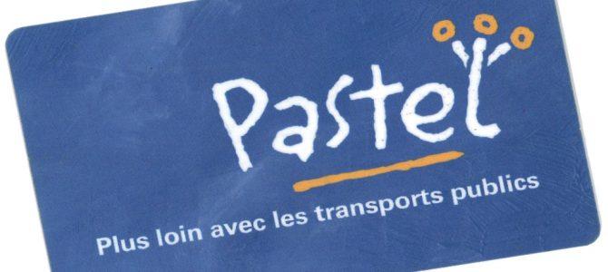 La carte Pastel, un élément identitaire<br> pour la métropole toulousaine?