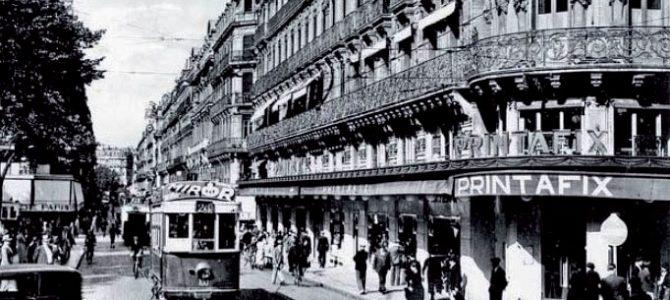 Il y a 110 ans, la naissance des tramways électriques à Toulouse