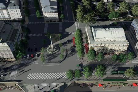 Aider la gouvernance urbaine: vers des maquettes numériques intelligentes