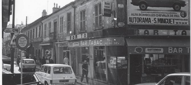 L'évolution des commerces dans un faubourg toulousain : l'avenue Étienne Billières (1978-2018)
