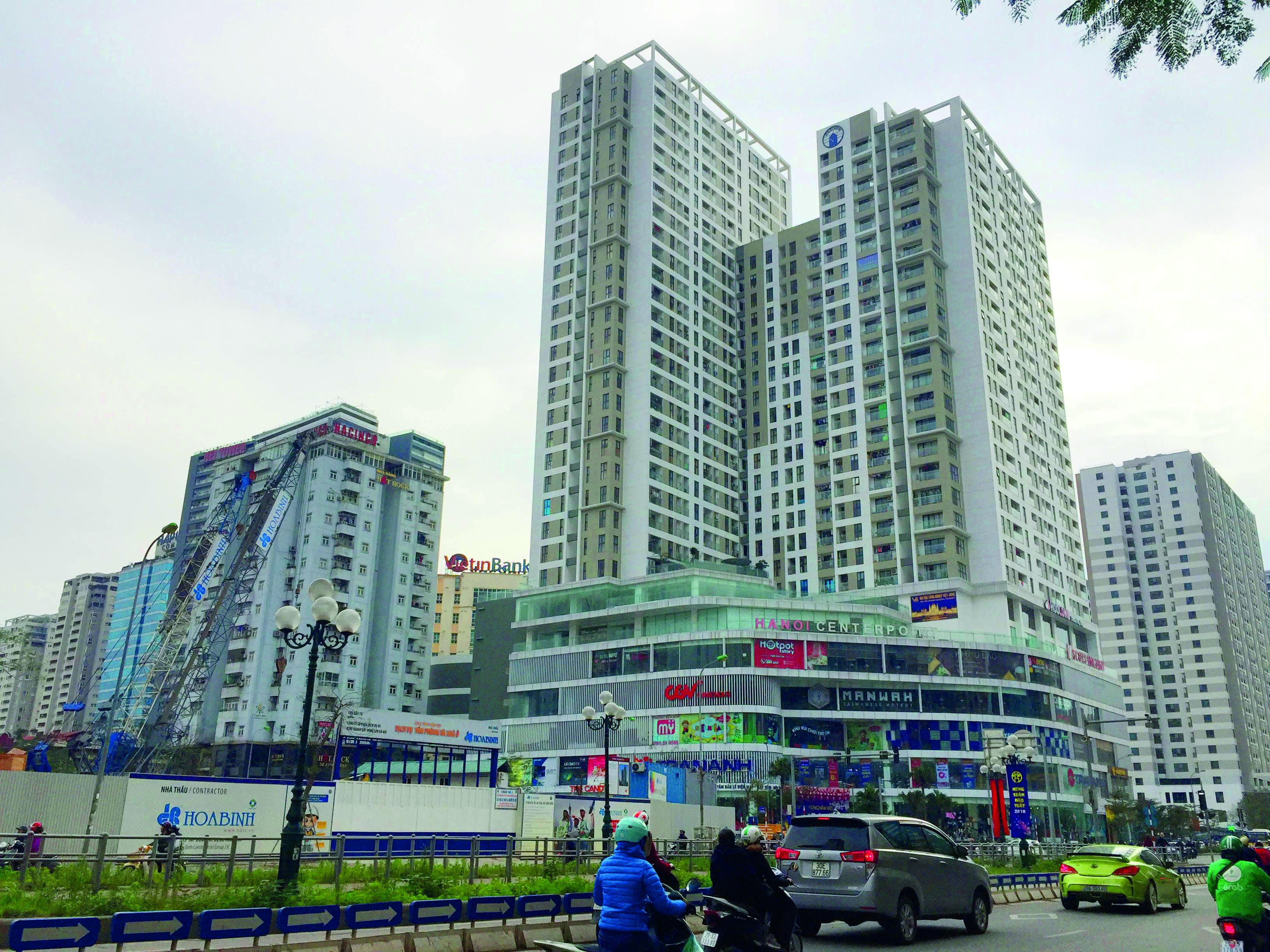 Hanoï : la modernisation rapide du commerce dans une ville en transition