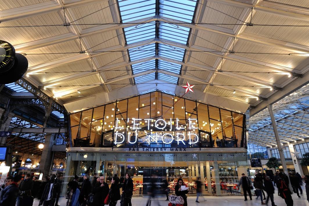 Les gares : des centralités commerciales en devenir