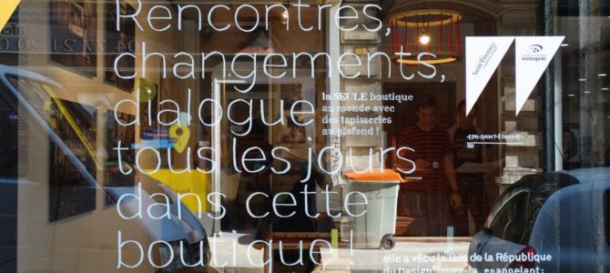 Saint-Étienne expérimente autour des rez-de-chaussée commerciaux