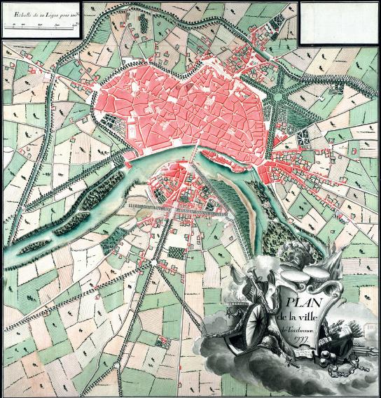 Toulouse en plans