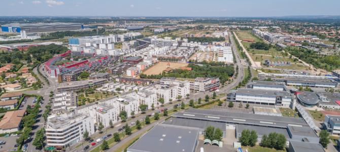 Quand une dynamique industrielle participe au développement de l'agglomération toulousaine 2/2