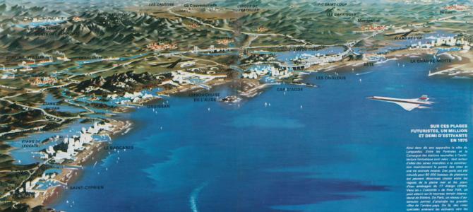 L'aménagement du littoral par la mission Racine
