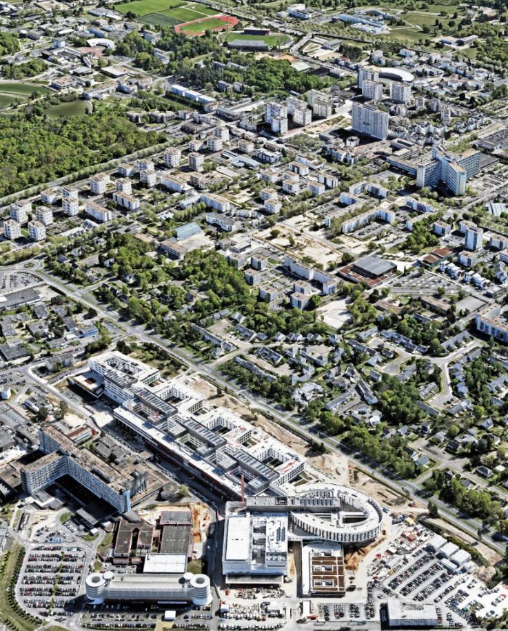 Dynamique métropolitaine et déficit d'offre de soins