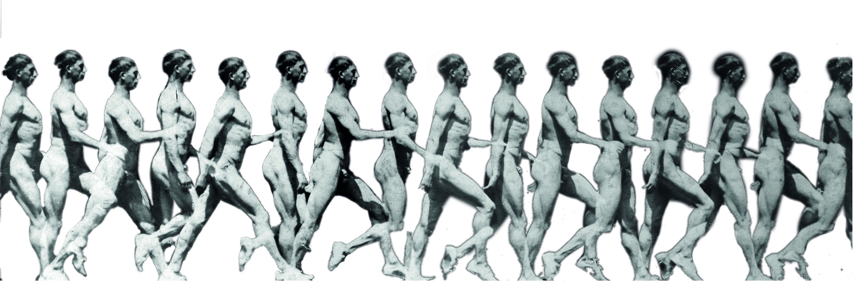 Le corps en mouvement: pour une lecture cinétique de la ville