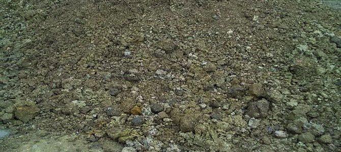 Le BTP destructeur de sol et pourvoyeur de terres
